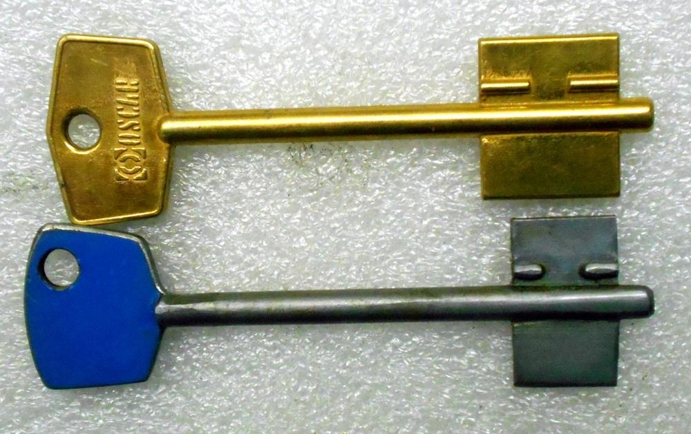 Помогите как сделать ключи 945