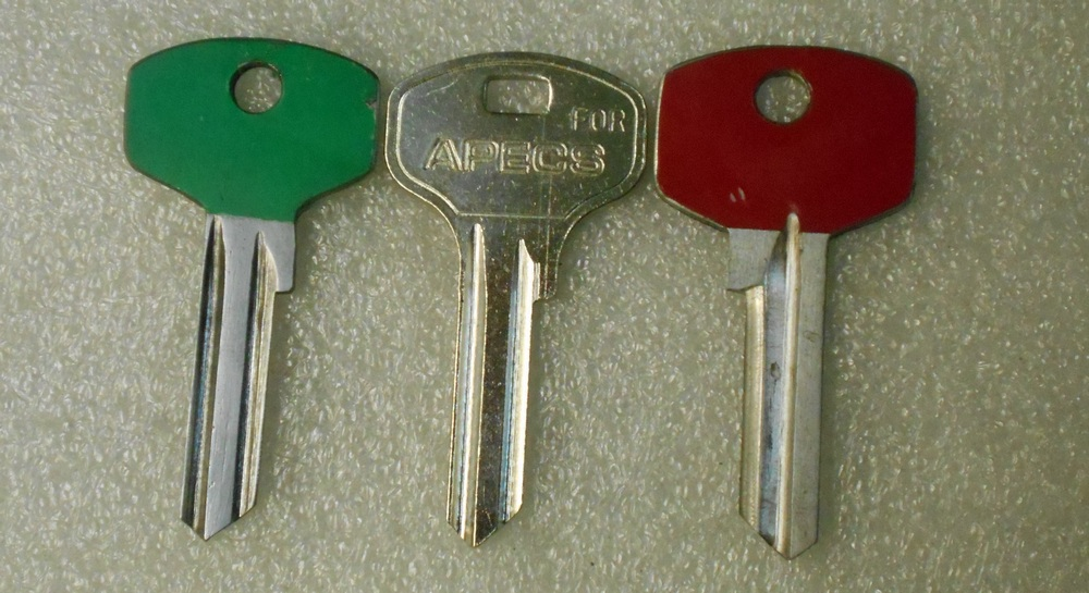 Как сделать дубликат ключа если нет ключа
