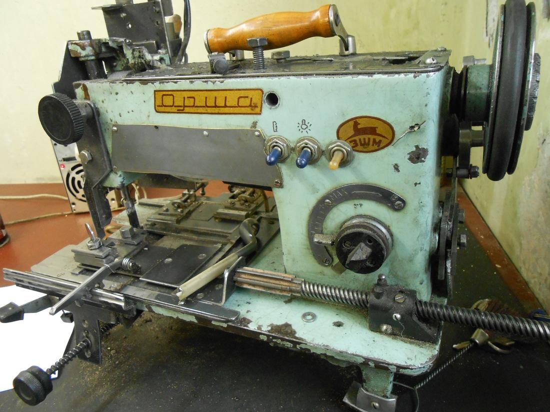 Станок из швейной машинки своими руками 30