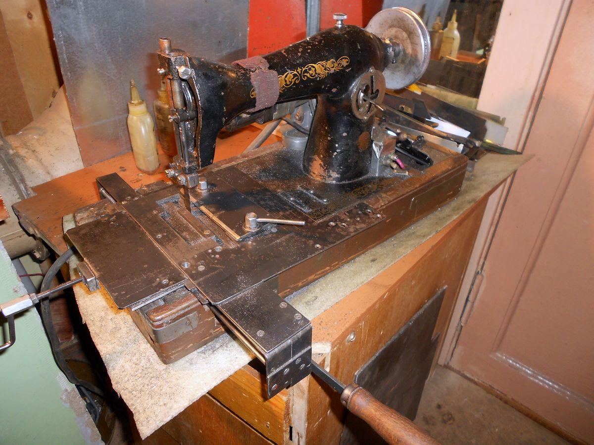 Самоделки из швейной машинки своими руками